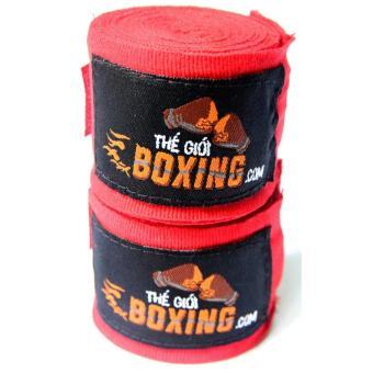 Băng quấn tay boxing tgb mexican 4.5m hand wraps