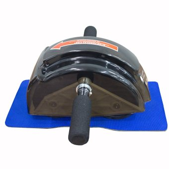 Máy tập cơ bụng Buheung Korea AB-10 Roller Slider (Đen)