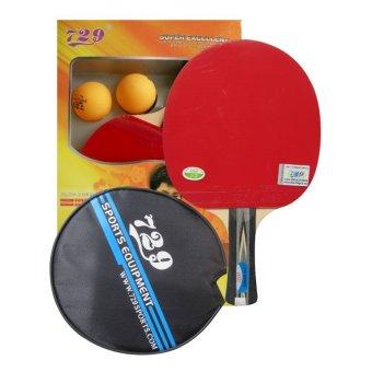 Vợt bóng bàn China 729-2040 (Đỏ)