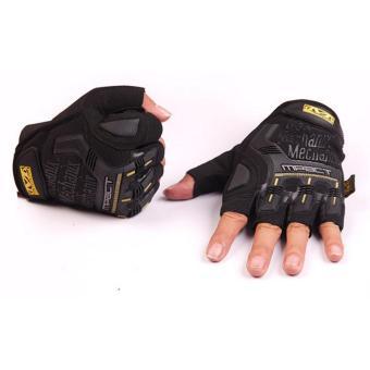 Găng tay Mecanic (Đen)