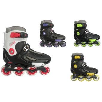 giầy patin BODENG B30 ( đỏ đen )- size 38