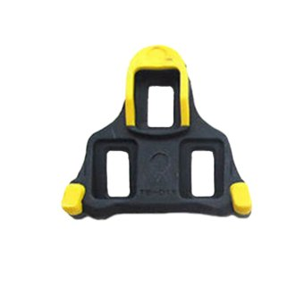 Self-locking Cycling Pedal Cleat Yellow - INTL