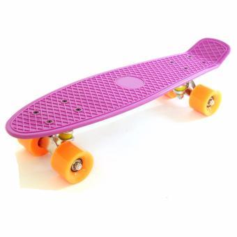 Ván trượt nhựa Skateboard Penny cỡ lớn (Bánh xe có đèn LED)