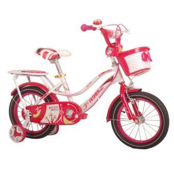 Xe đạp thể thao trẻ em (Đỏ trắng)