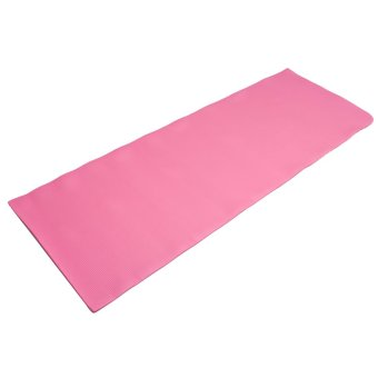 Yoga Mat Gym Exercise Fitness Workout Mat Physio Pilates Non Slip Camping 10mm - intl