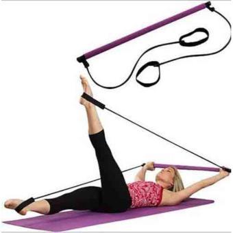 Dụng cụ dây tập tay cầm tập luyện gym