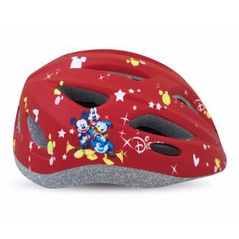 Nón bảo hộ cho trẻ em, Hiệu FORNIX-A03NM13S ( đỏ chuột Mickey )