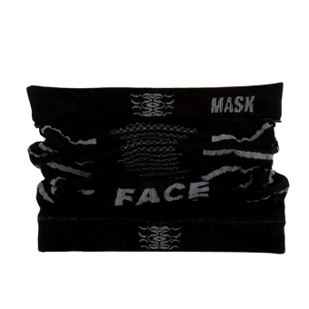 BolehDeals Sports Half Face Mask Winter Neck Warmer for Ski Motorcycle Cycling Black - intl