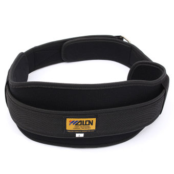 Neoprene Weight Lifting Belt Gym Fitness Wide Back Support Training Size M