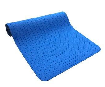 Thảm tập Yoga Sport Mat Thiên Trường 6.0mm (Xanh)