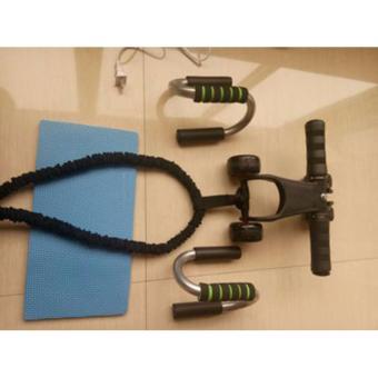 Bộ dụng cụ tập thể dục cơ bụng và cơ chính