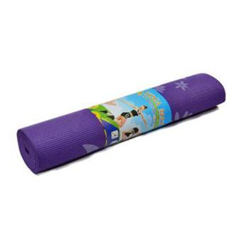 Thảm tập Gym & Yoga có hoa văn 1m75 x 61cm x 5mm (Có túi đựng kèm)