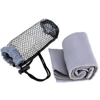 BLUEFIELD Quick-drying Towel Microfibre Towel Sports Travel Towel - Intl