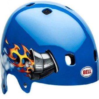 Mũ bảo hiểm xe đạp Bell Segment JR (Xanh dương)
