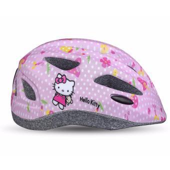 Mua Nón bảo hộ cho trẻ em, Hiệu FORNIX-A03NM13S ( hồng Hello Kitty ) giá tốt nhất