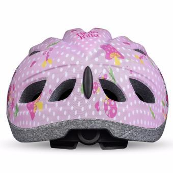 Nón bảo hộ cho trẻ em, Hiệu FORNIX-A03NM13S ( hồng Hello Kitty )