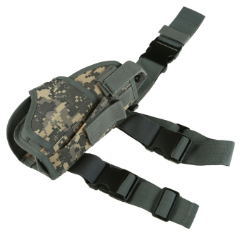 Outdoot Camping Adjustable Thigh Pouch ACU - INTL