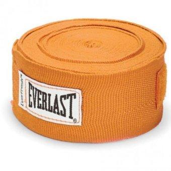 Băng quấn tay Everlast 4.5m (Cam vàng)