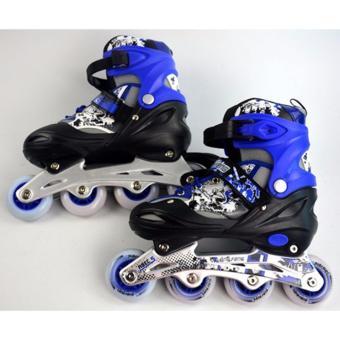 Giày trượt patin Long feng 906 trẻ em size S (30-33)