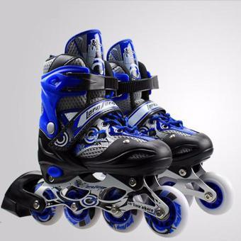 Giày trượt patin trẻ em Long feng 907 size L (Trên 10 tuổi)