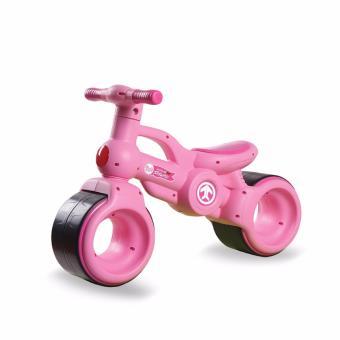 Xe Đạp Thăng bằng Jett Cycles Walk 'N' Roller (Hồng)