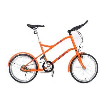 Xe đạp FORNIX MINI FIXEDGEAR- BF300 20'' sườn sắt