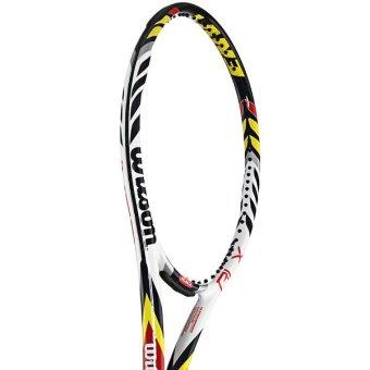 Vợt Tennis Wilson BLX Envy (Đỏ) (Không cước) + Tặng Bình nước gấp nhỏ gọn Aquatix sử dụng lại nhiều lần an toàn BPA Free.