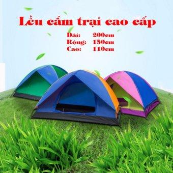 Mua Lều cắm trại cao cấp - Sử dụng được từ 1 đến 3 người giá tốt nhất