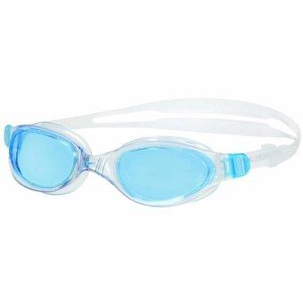Mắt kính bơi Speedo - 8-090093537 - 8 090093537 Futura Plus Clear/(Xanh) (Trắng)