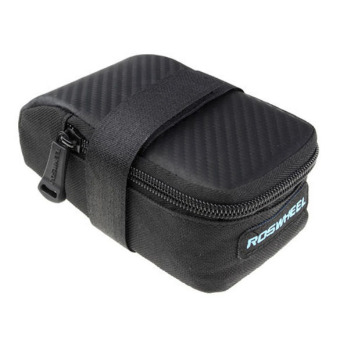 Mua Bicycle Outdoor Seat Saddle Back Frame Tube Bag(Black)-(Intl) giá tốt nhất