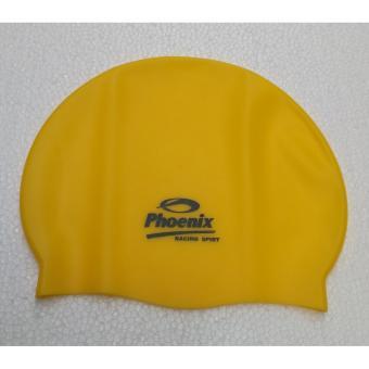 Mũ bơi Phoenix NT86 (Vàng)