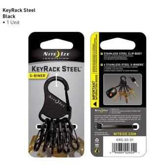 Móc chìa khóa NiteIze KRS-03-01