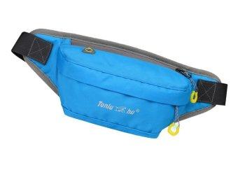 Túi đeo bụng thông minh siêu nhẹ chống nước tanluhu 15 - Xanh