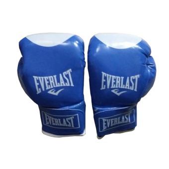 Găng tay boxing Everlast (Xanh)