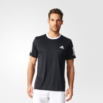 Áo thun thể thao nam Adidas APPAREL CLUB TEE B45846 (Đen)