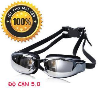 Kính bơi cận thời trang Độ cận 5.0 POPO Sports