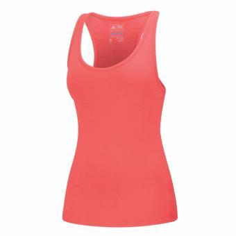 Áo thun thể thao nữ Adidas Essentials Layer Tank (Da cam)