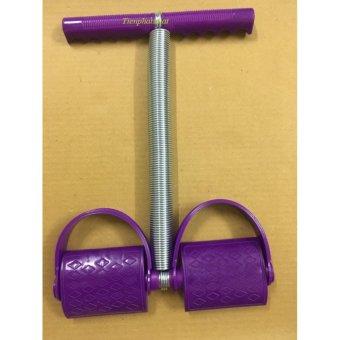 Dụng cụ tập thể dục Tummy Trimmer cỡ lớnTPS-Tím