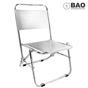 Ghế xếp Inox BAO - GXB001 (Inox 304)