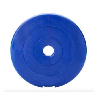 Tạ miếng nhựa 2kg SportLink (Xanh)