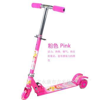 Xe Trượt Scooter 3 Bánh Trẻ Em