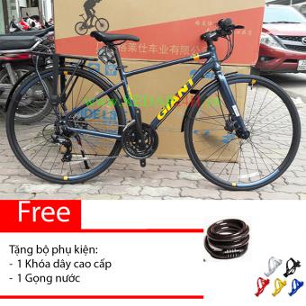 Xe đạp thể thao GIANT FCR 3300 2017 (Xanh lam S)