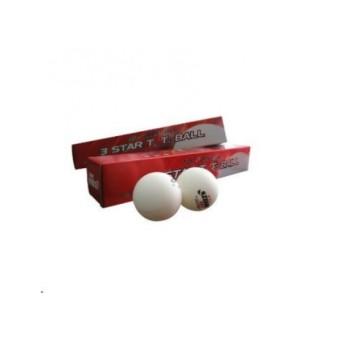 Quả bóng bàn DHS 3 sao trắng hộp 6q 219