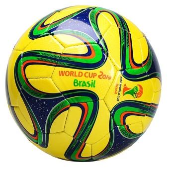 Banh đá WorldCup loại da cao cấp - Size 5