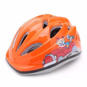 Mũ bảo hiểm cho trẻ em đi xe đạp OEM - Cam xe hơi