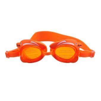 Kính bơi trẻ em hình thú dễ thương K215