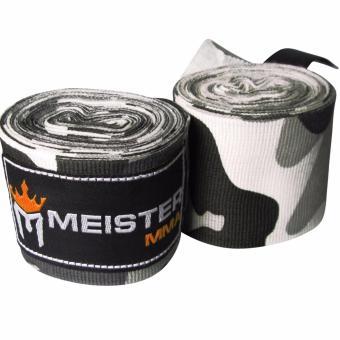 Băng quấn tay Meister Elastic Cotton MMA 4.5m (Rằn ri)