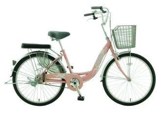 Xe đạp thời trang Asama CB 2402 (Hồng)