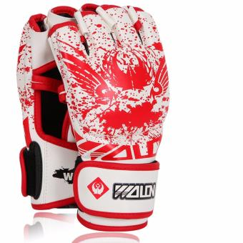 Găng tay WOLON BLOOD MMA GLOVES