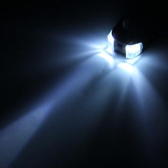 Chuông Sừng Xe Đạp + Tặng Kèm Bộ 2 Đèn Ếch Dành Cho Xe Đạp